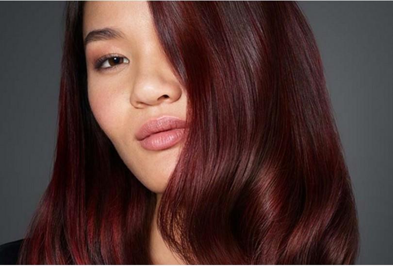 Wine hair, il nuovo rosso autunnale