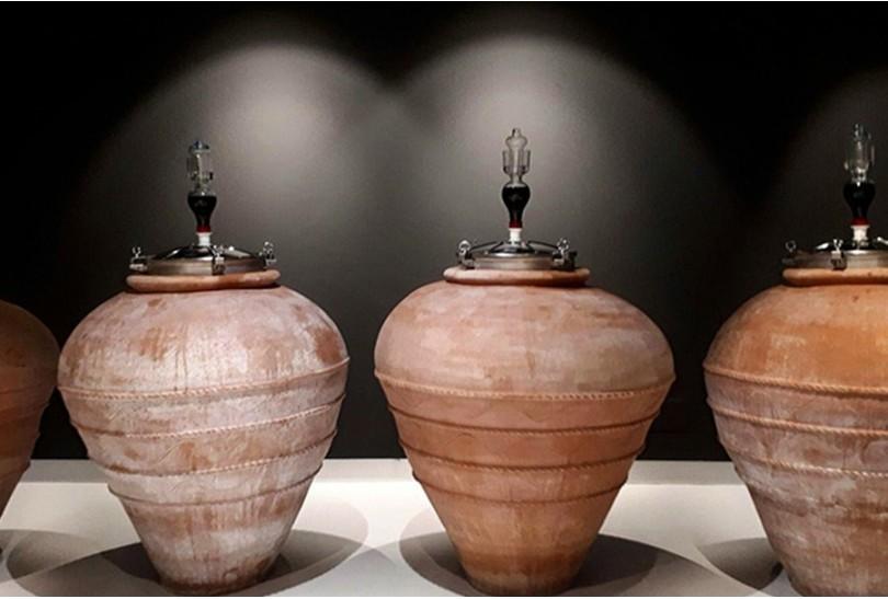 La Terracotta e il Vino: il vino in anfora